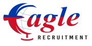 eagle logo black recruitment